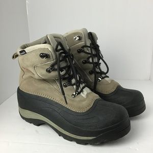 Columbia Cascadian Summit Men's Thermo Boots Sz 10
